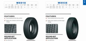 China Manufacture Export Radial Truck Tyre11.00r20 Wx918 / Truck Tire pictures & photos