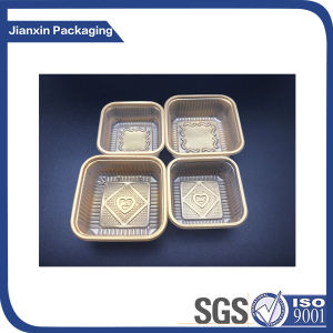 Customize Golden Blister Packaging Tray pictures & photos