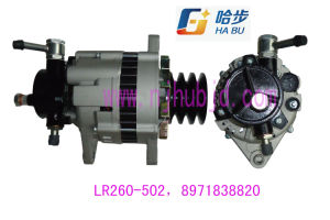 Alternator with Isuzu Vacuum Pump Lr260-502 pictures & photos
