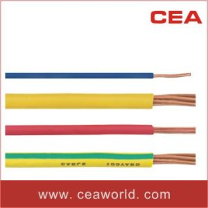 Fixed Wiring Cables H07V-U to BS6004 VDE0281 pictures & photos