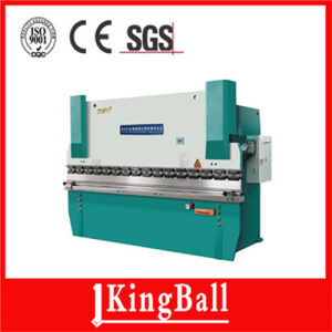 High Precision Hydraulic Press Brake Machine Wc67y-100/4000 pictures & photos