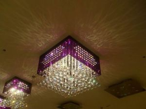 Crystal Ceiling Lighting (OM0008) pictures & photos