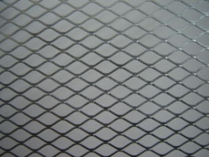 Diamond Shape Expanded Metal Steel Sheet Panel pictures & photos