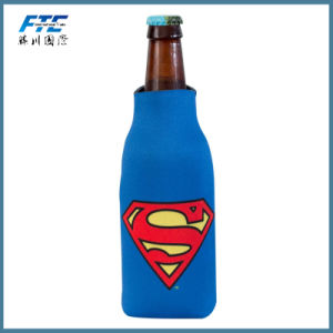 Hot Sale Cheap Superman Customized Insulated Can Cooler Holder pictures & photos