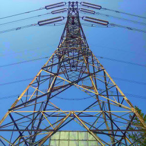 220 Kv Angle Steel Power Transmission Tower pictures & photos