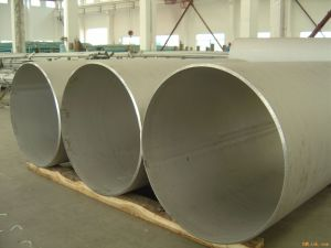 304big Diameter Stainless Steel Tube pictures & photos