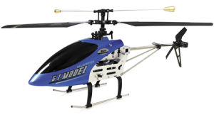 RC Toy: 3.5 Channels Metal RC Helicopter (9011)