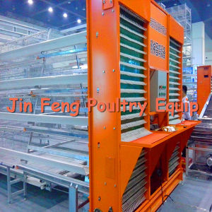 Egg Laying Chicken Cage Farming Equipment pictures & photos