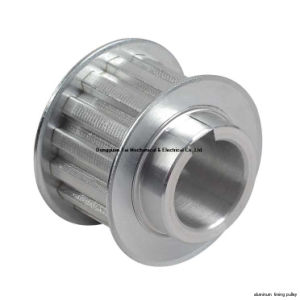 Pulley, Timing Pulley, Aluminium Pulley with Anodizing pictures & photos