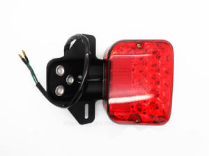 Ww-7176 Motorcycle Part, LED Cg125 Motorcycle Rear Light, Tail Lamp, pictures & photos