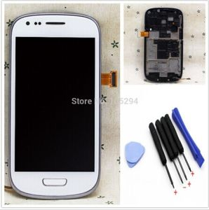 Original LCD with Frame for Samsung S3mini I8190 pictures & photos
