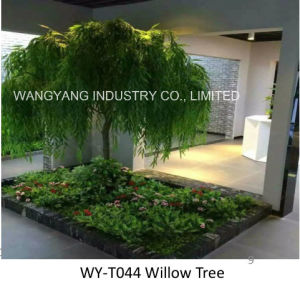 Factory Hot Sale Fake Artificial Synthetic Outdoor Indoor Willow Tree