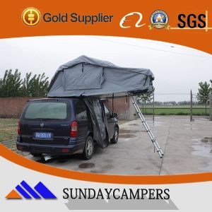 4WD 4*4 Car Roof Top Tent (LED light available) pictures & photos