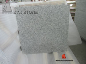 New G603 / Hubei White Grey Granite Flooring Tile for Decoration pictures & photos