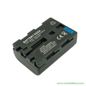 Camera Battery Np-FM50 for Sony CD200