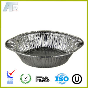 Lacework Oval Aluminium Foil Bowl