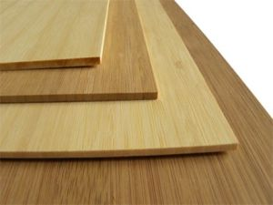 Cheap Decorative Solid Bamboo Panel in China pictures & photos