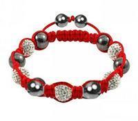 Fashion Shamballa Crystal Bracelet Sh03
