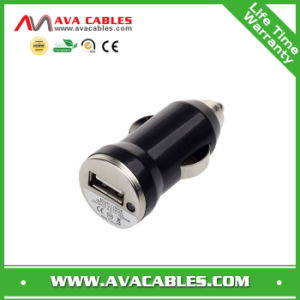 Promotion Mini USB Car Charger with 5V 1A