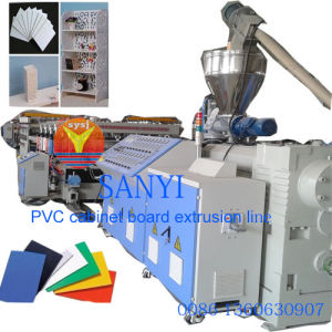 Plastic Board Extrusion Line pictures & photos