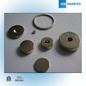 Big Size Permanent Neodymium Ring Magnet pictures & photos