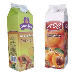 250ml Juice Gable Top Carton pictures & photos