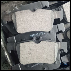 Factory Price D1665 Semi-Metallic Auto Parts Brake Pads for Ford pictures & photos