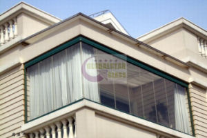 10mm 12mm Frameless Tempered Glass Balustrade for Balcony pictures & photos