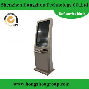 19inch Floor Standing LCD Digital Signal Touch Screen Kiosk pictures & photos