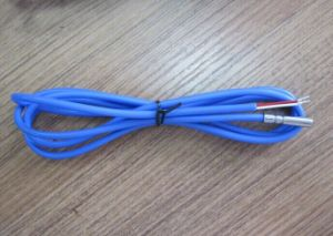 TPE Overmoulded Temperature Sensor /Probe pictures & photos