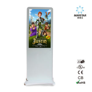 42 Inch Free Standing 3G WiFi Full HD Information Kiosk pictures & photos