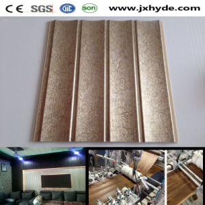 China Manufacturer Lamination PVC Ceiling and Wall Panel ISO9001, SGS pictures & photos