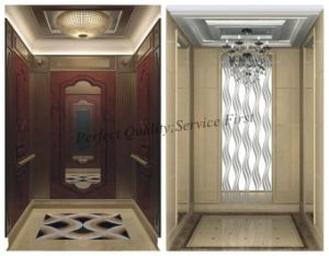 Small Machine Room Passenger Elevator with High Quality pictures & photos