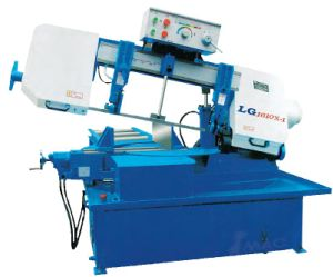 Semi-Automatic Bandsaw W/Angle Cutting (LG1610X-1) pictures & photos