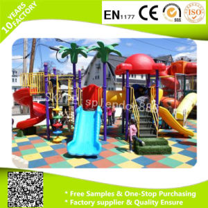 50*50cm Wholesale Rubber Flooring Used Playground Tiles pictures & photos