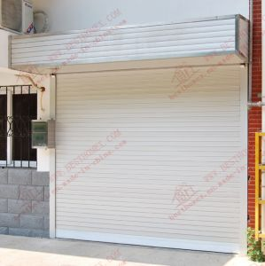Motorized/Automatic Roller Shutter Door (BH-SD07) pictures & photos