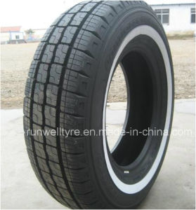 Light Truck White Sidewall Tyre 205/75r14c 205/75r15c pictures & photos