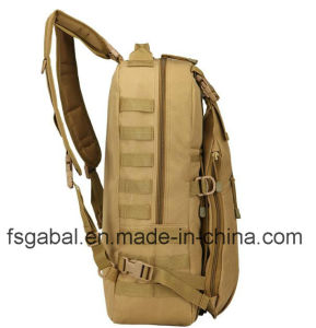 Outdoor Camo Military 3p Molle Tactical Assault Pack Rucksack pictures & photos