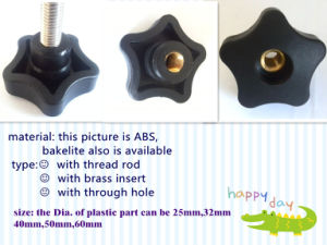 5-Lobe Knob with Hollow as Fastener & Fitting pictures & photos