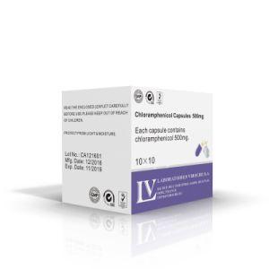 Chloramphenicol Capsules pictures & photos