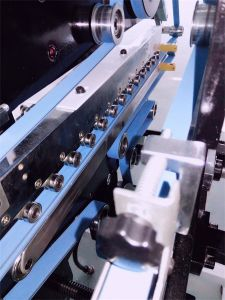 High Speed French Fry Box Folder Gluer (GK-650BA) pictures & photos