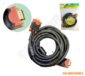 Suoer VGA Cable (5M 40PCS/CTN) pictures & photos
