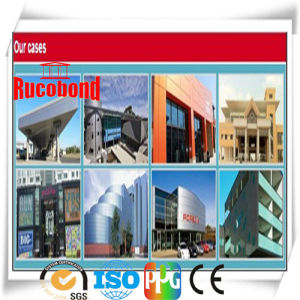 Guangzhou Rucobond Aluminum Composite Panel pictures & photos