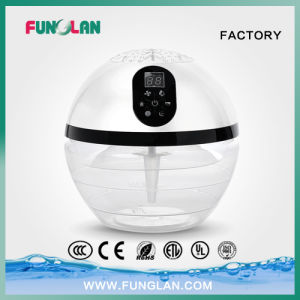 Funglan Kj-167 Globe Water Air Purifier Freshener with Ionizer pictures & photos