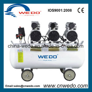 Wdw550*3-80/Wdw750*3-90 Oilless (oil -free) Air Compressor pictures & photos