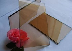 8mm Dark Gray Float Glass with ISO9001 pictures & photos