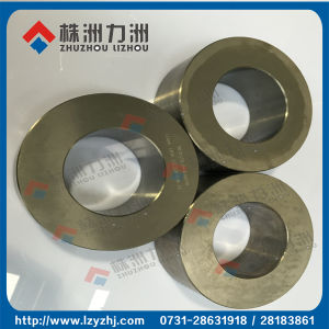 Carbide Roll Rings for High Speed Rolling of Ribbed Steel Bars