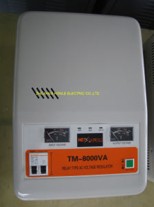 AVR (TSD) Series Hanging Type Servo AC Voltage Stabilizer pictures & photos