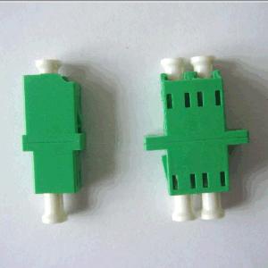 LC/APC-LC/APC Single-Mode Duplex Fiber Optic Adapter pictures & photos