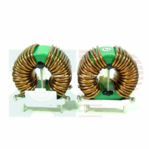 RoHS/ISO/SGS Toroidal Common Mode Power Choke Coil Inductor (XP-PI-TC14002) pictures & photos